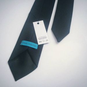 Custom made tie