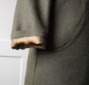 Cooper Dress Sleeve Detail