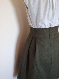 Cooper Skirt Back