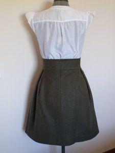 Cooper Skirt Full Back