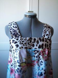 Deira Dress Detail