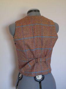 Harwood Waistcoat Back