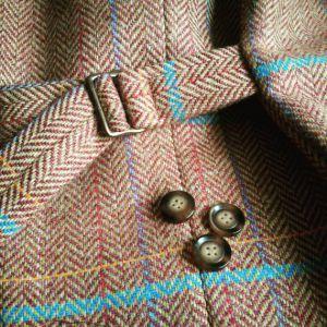 Harwood Waistcoat Detail