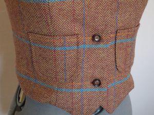 Harwood Waistcoat Pockets