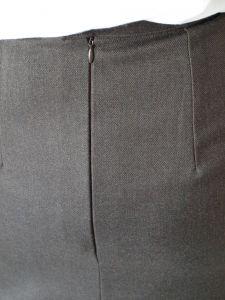 Olivia Skirt- Back detail