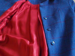 Asta Tweed Coat