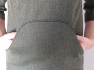 Cooper Dress- Pocket detail