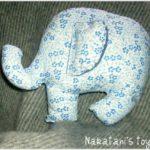 Elephant Toy by Susana Nakatani