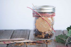 Jar eco wrapping