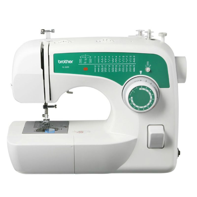 The best sewing machine for a beginner for Machine a coudre xl 2600 brother