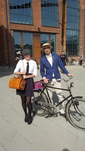 Malmö Tweed ride