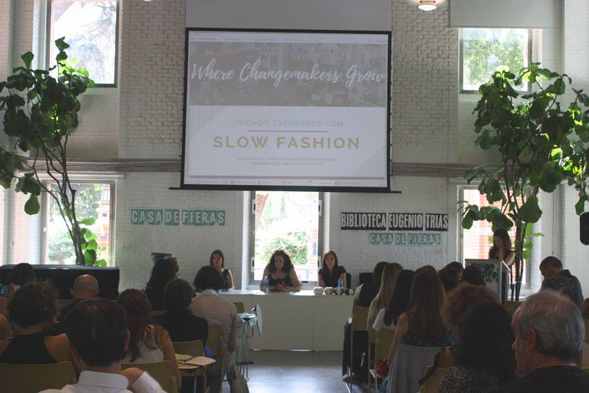 Slow Fashion World Launch