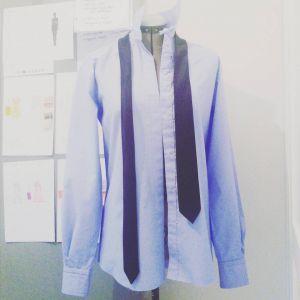 Custom made shirt and tie